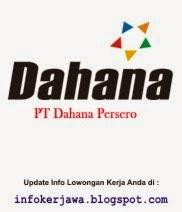 Lowongan Kerja BUMN PT Dahana Persero