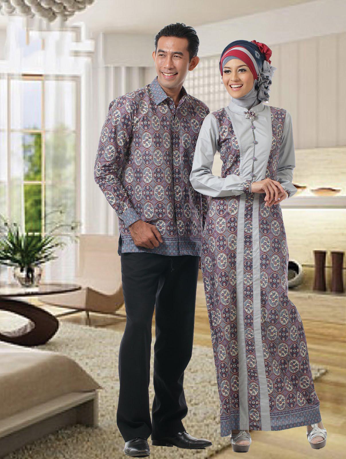 Kumpulan Model Baju Batik Lebaran 2013 Heru Sobirin