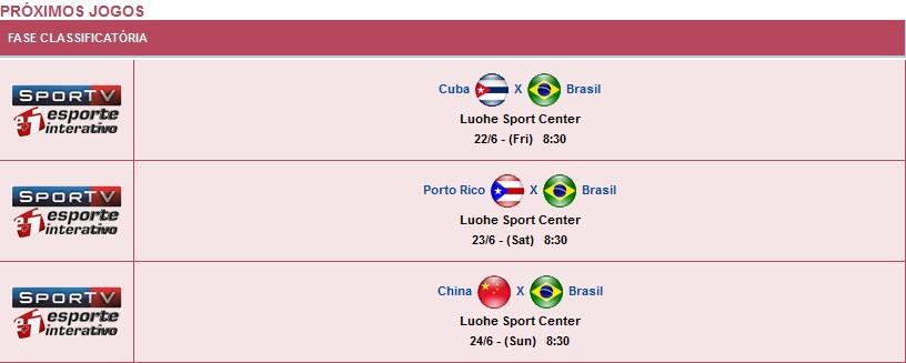 mundo do v 244 pr 243 ximos jogos do brasil no grand prix