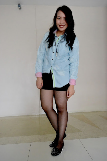 Rizza Salas x Chambray Fashion / Style