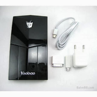 POWERBANK ORIGINAL YOOBAO 13K MAH TRANSFORMERS