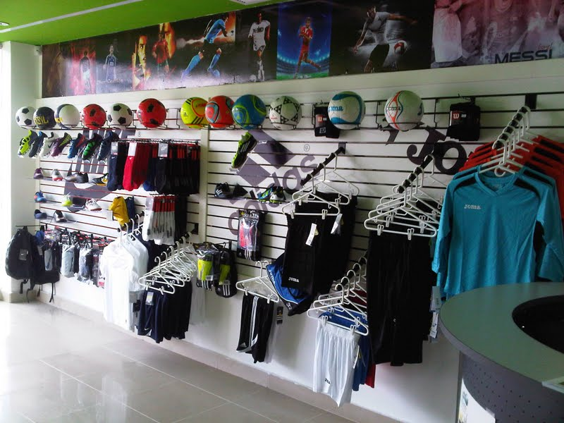 Abre el golazooo tienda deportiva en santo domingo el - Muebles los pepotes ...