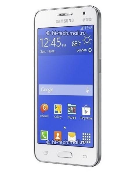 Nuovo smartphone android Kitkat Dual sim di Samsung: Galaxy Core 2