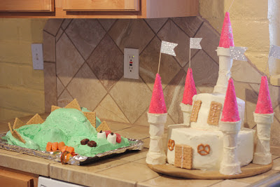 Joint Kids Birthday Cake Ideas