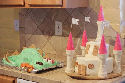 Joint Kids Birthday Cake Ideas