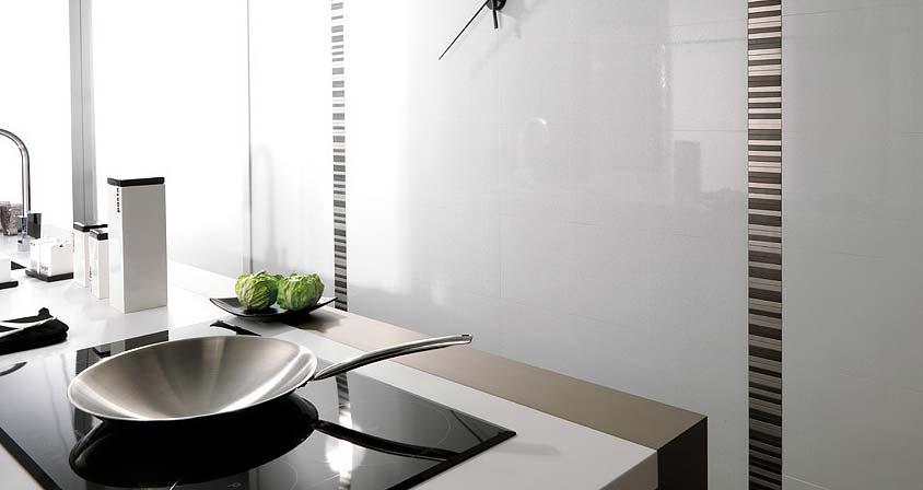Azulejos y pavimentos soluciones cer micas para el hogar for Ceramicas para cocinas modernas