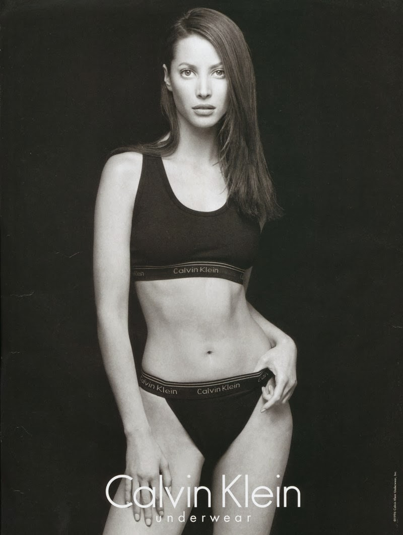 Calvin Klein Underwear Advertising Campaign 1995
