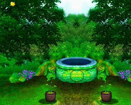 Juegos de Escape Palace Garden Escape