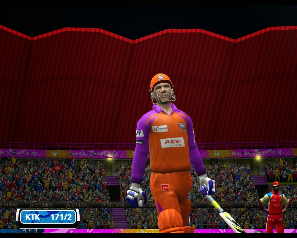 EA Sports Cricket 2007 IPL-4 Patch Download - Cricket