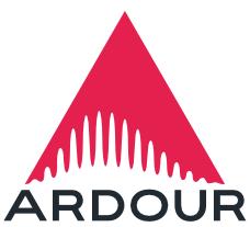Logo du logiciel Ardour 3