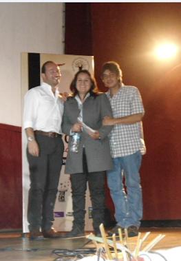 Encuentro Nacional de Escritores. Calarcá. 2013