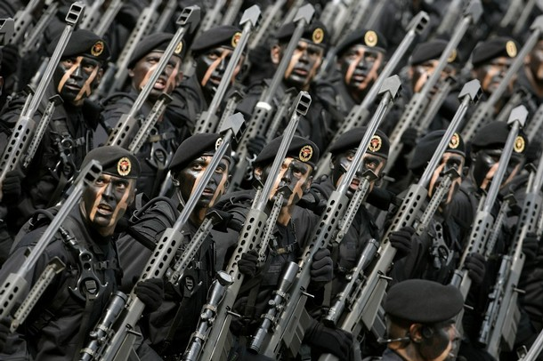 WHY INDIAN ARMY ?: Proud and discipline