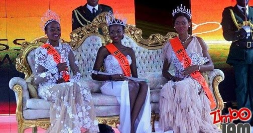 Miss Zimbabwe To Lose Crown Over Leaked Naked Pictures