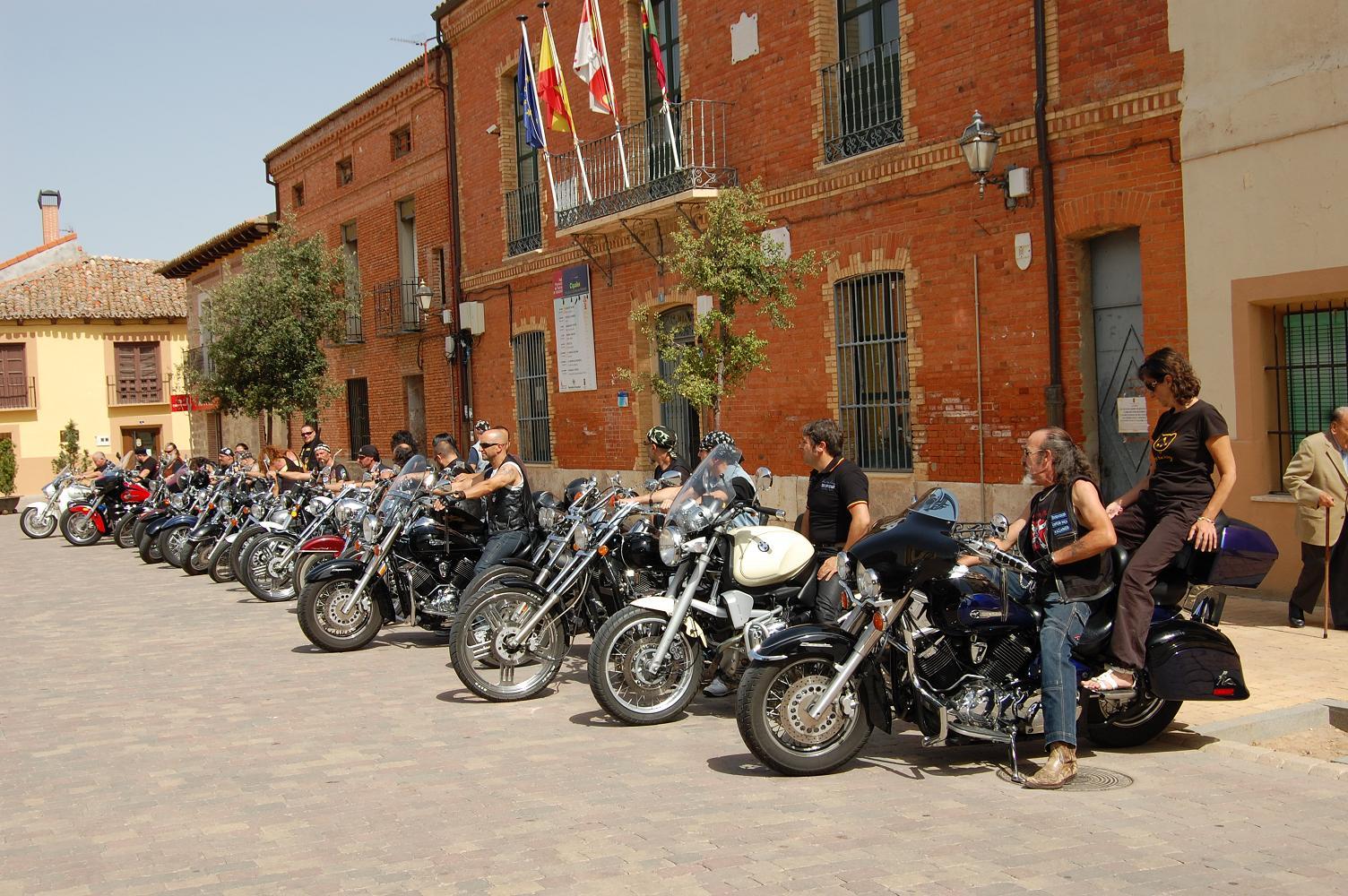 Turismo cigales motoclub vandalos visita cigales Oficina turismo valladolid