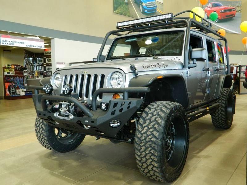 My Jeep Wrangler JK 2014 Jeep Wrangler s