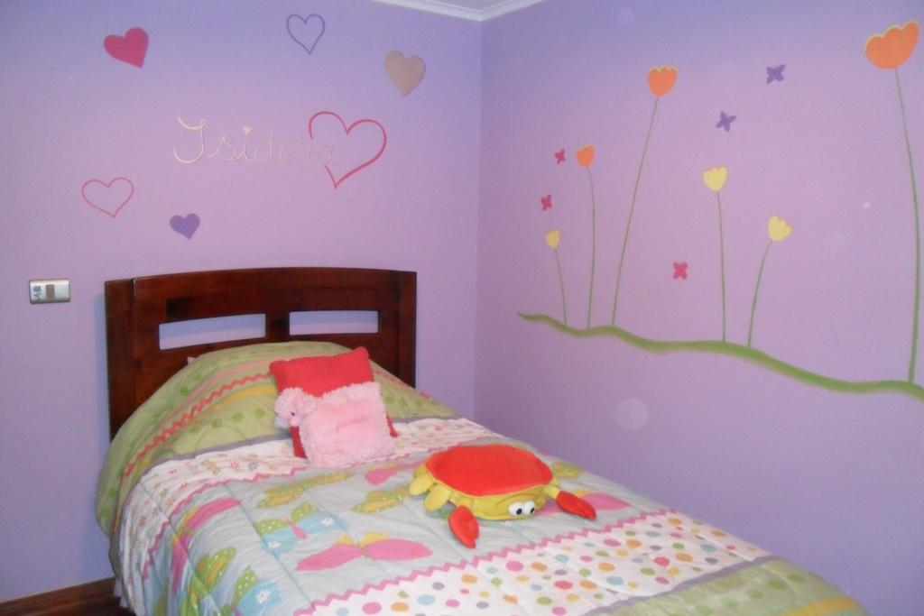 Murales infantiles de flores y mariposas imagui for Mural de flores y mariposas