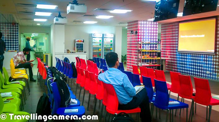 mobilegiri at youtube blogger meet   google office