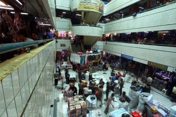 Pasar Grosir Baju Di Jakarta
