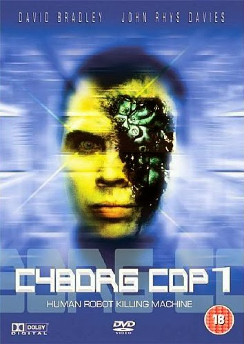 Cyborg Cop Cover