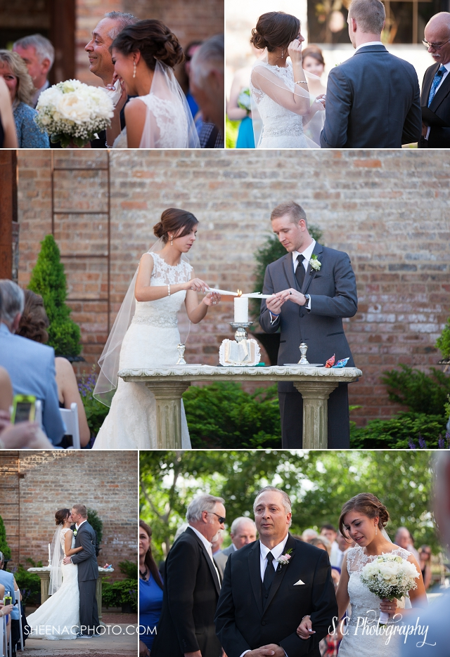 emotional father of the bride sycamore illinois wedding photographer destination wedding