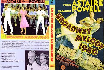 Carátula dvd: La nueva melodía de Broadway (1940) (Broadway Melody Of 1940)
