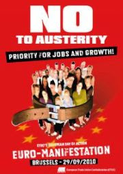 Stop Social Cuts! Say No2EU Policy on the Crisis