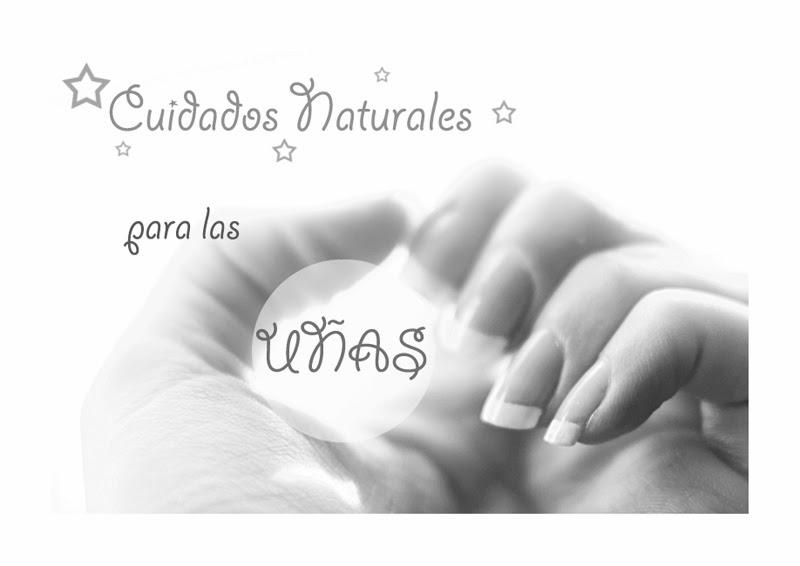 Cuidados naturales para las uñas