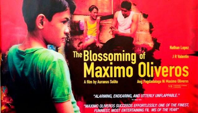 L'épanouissement de Maximo Oliveros 1