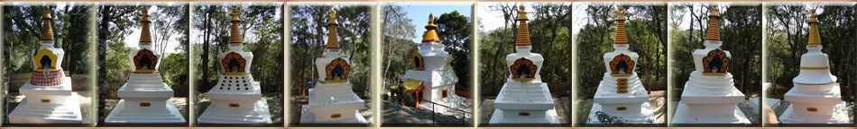 Jardim do Dharma - Kagyu Dak Shang Chöling