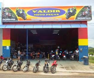 Valdir Moto Peças - Nova Cruz/RN