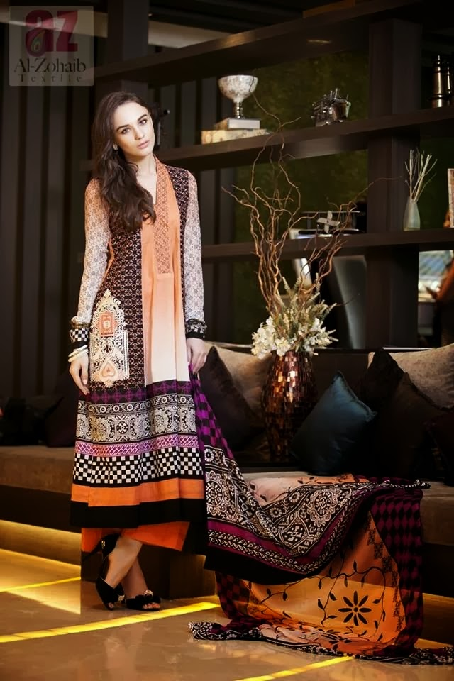 Exclusive Printed Lawn Suits