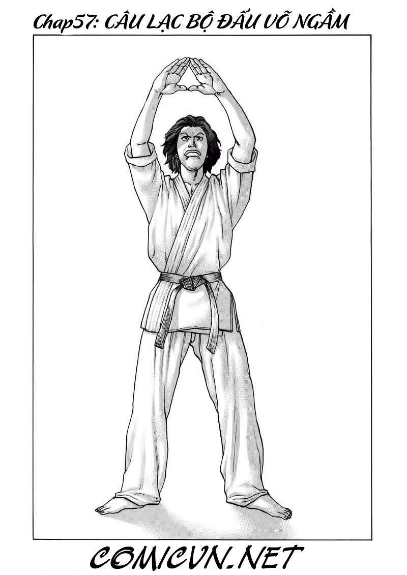 Karate Shoukoushi Kohinata Minoru chap 57 Trang 1