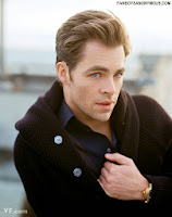 Chris Pine Marvel Agent Venom Flash Thompson