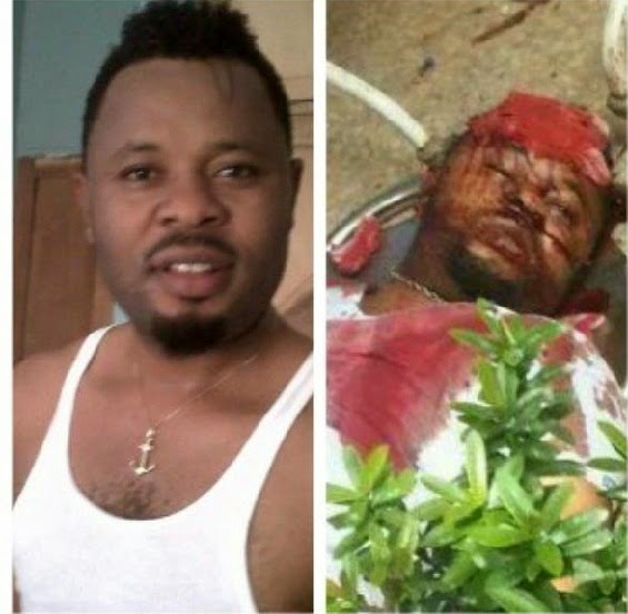 Picture of Lifeless Body of Nollywood Actor Clem Onyeka + What Actors/Actresses are saying chiomaandy.com