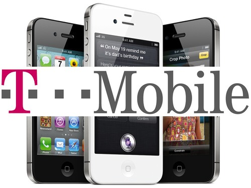 T-Mobile will sell the iPhone in 2013