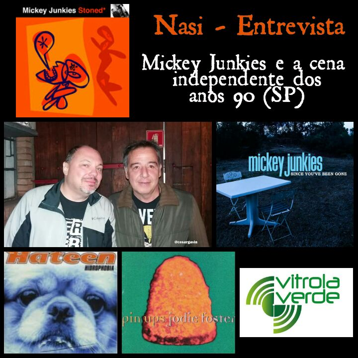Mickey Junkies e a cena independente dos anos 90