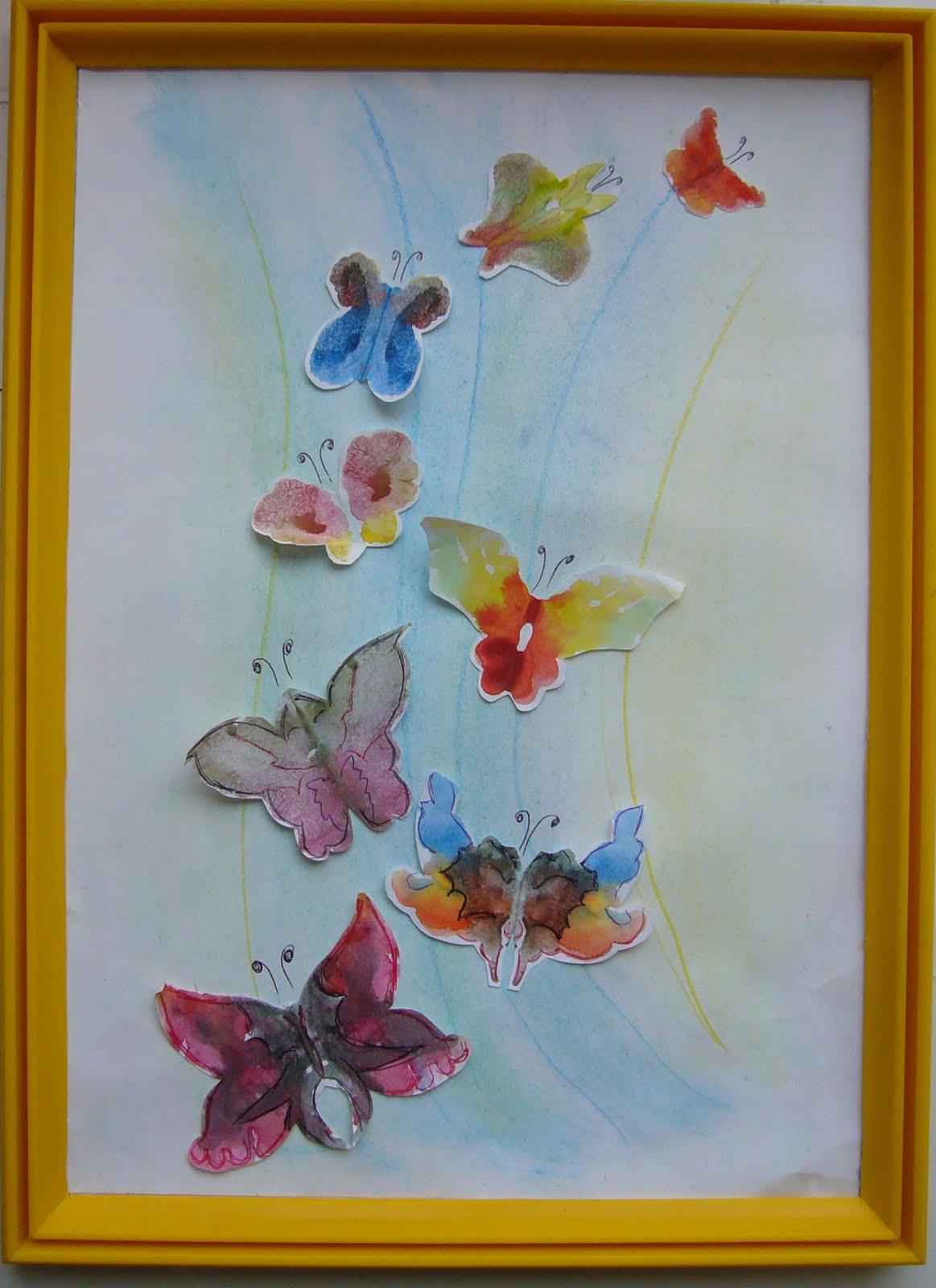 Вальс цветов поделки 35
