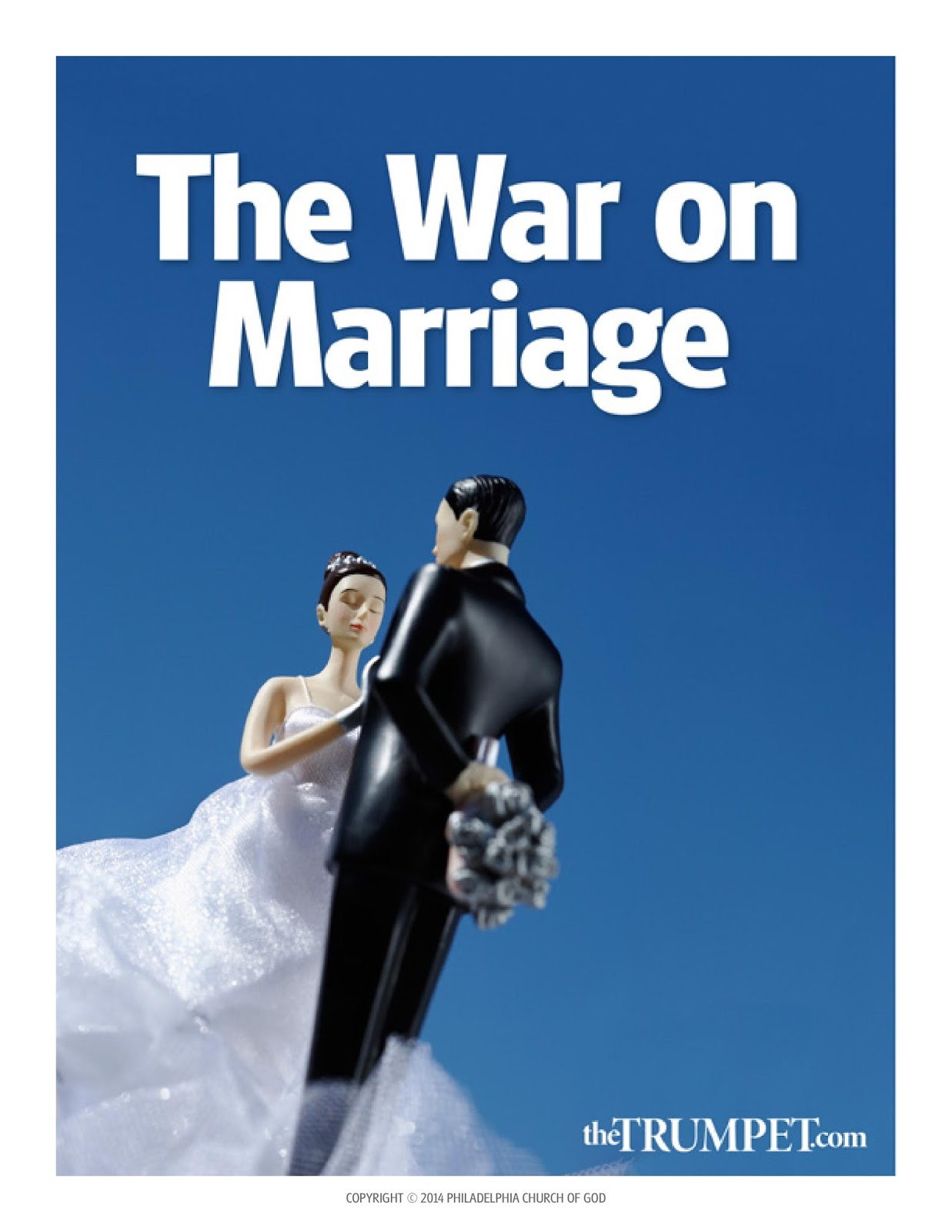 Living Armstrongism: Reading PCG\'s Booklet, The War on Marriage