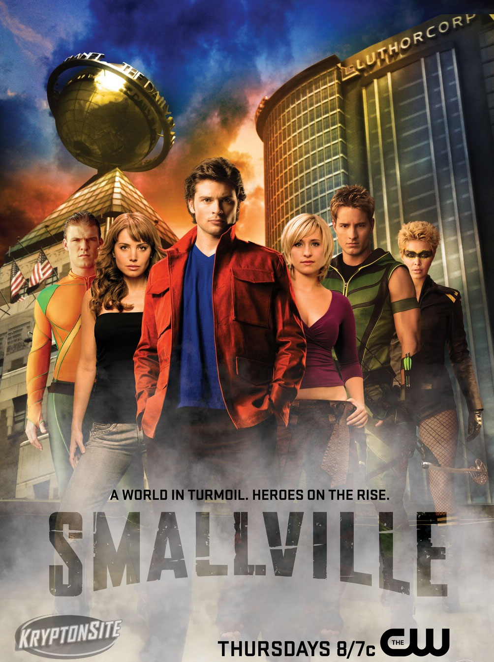 Smallville e o fim de uma grande história