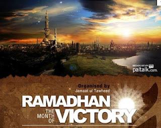 Ramadan deliver to victory