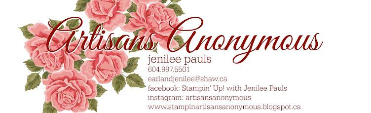 Stampin' Artisans Anonymous