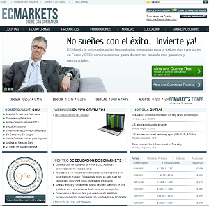 broker regulado ECMarkets