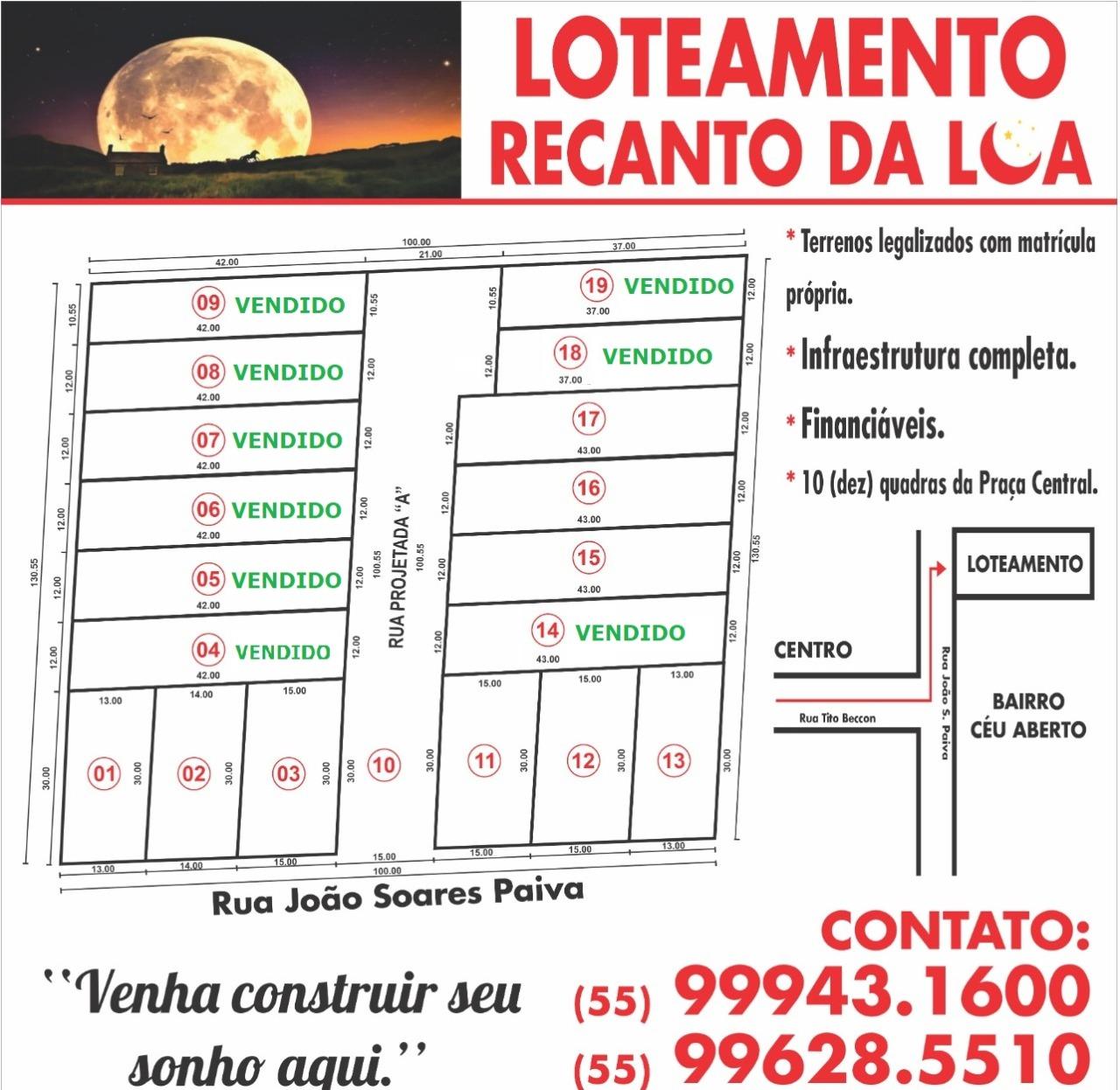 Loteamento Recanto da Lua