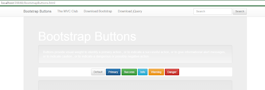 Bootstrap Tutorial Lesson 4 - Buttons and Dropdowns