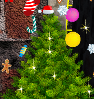 Games2Paradise Christmas Room Decorate Escape