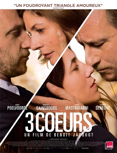 Ver 3 corazones (3 coeurs) (2014) Online