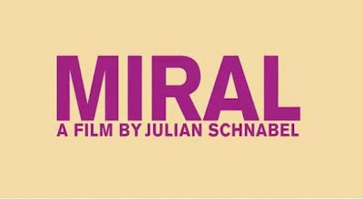 Miral, movie, poster