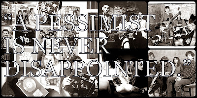 A Pessimist Is Never Disappointed