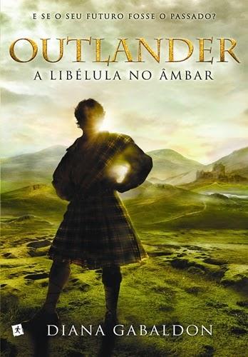 A Libélula no Âmbar - Diana Gabaldon