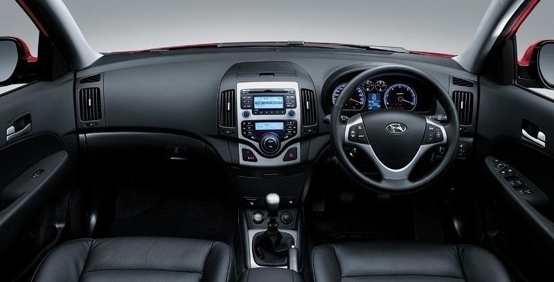 C4cars hyundai i30 for Interior hyundai i30